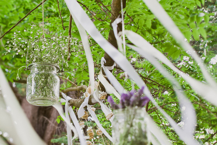 wedding decorations from trees