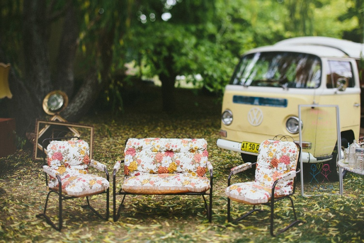 kombi van wedding