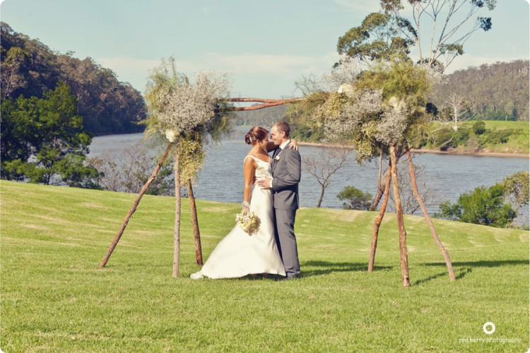 wedding styling she designs events canopy ceremony