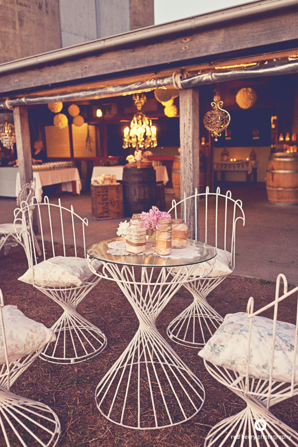 wedding styling decorating reception