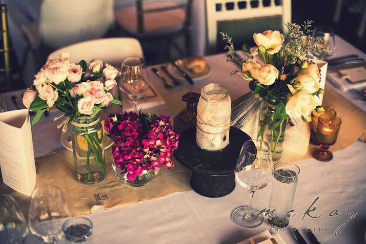 she designs events south coast wedding styling table styling