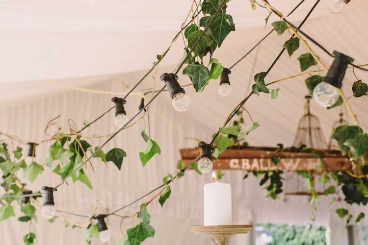 she designs events south coast wedding styling decorating reception