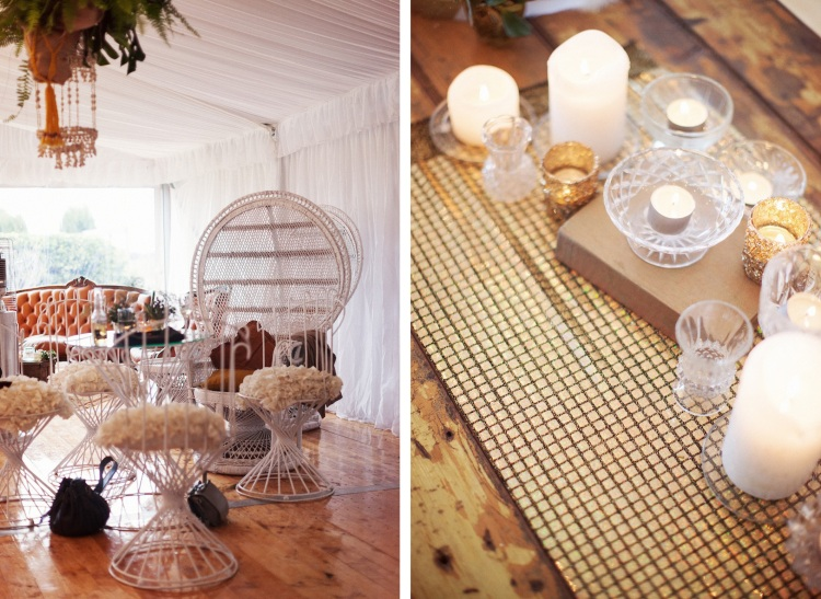 south coast wedding styling
