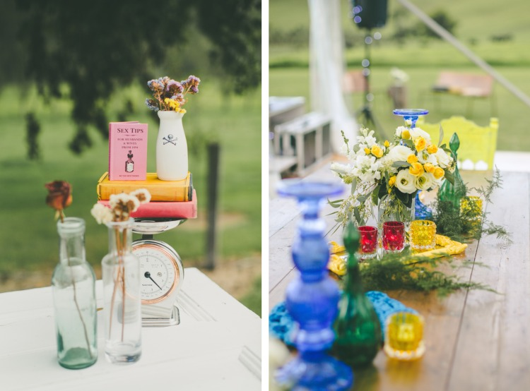 wedding styling sydney south coast highlands event styling