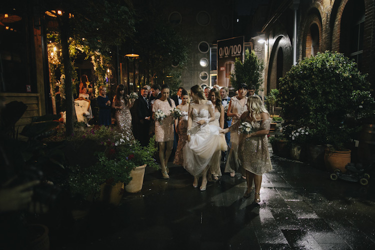 wedding at the grounds