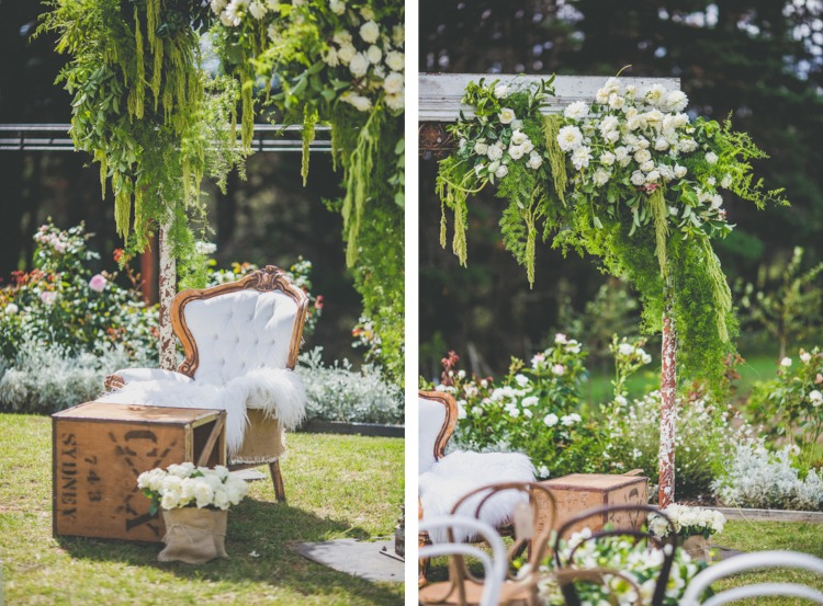 She Designs Events Sydney Highlands Wedding Styling