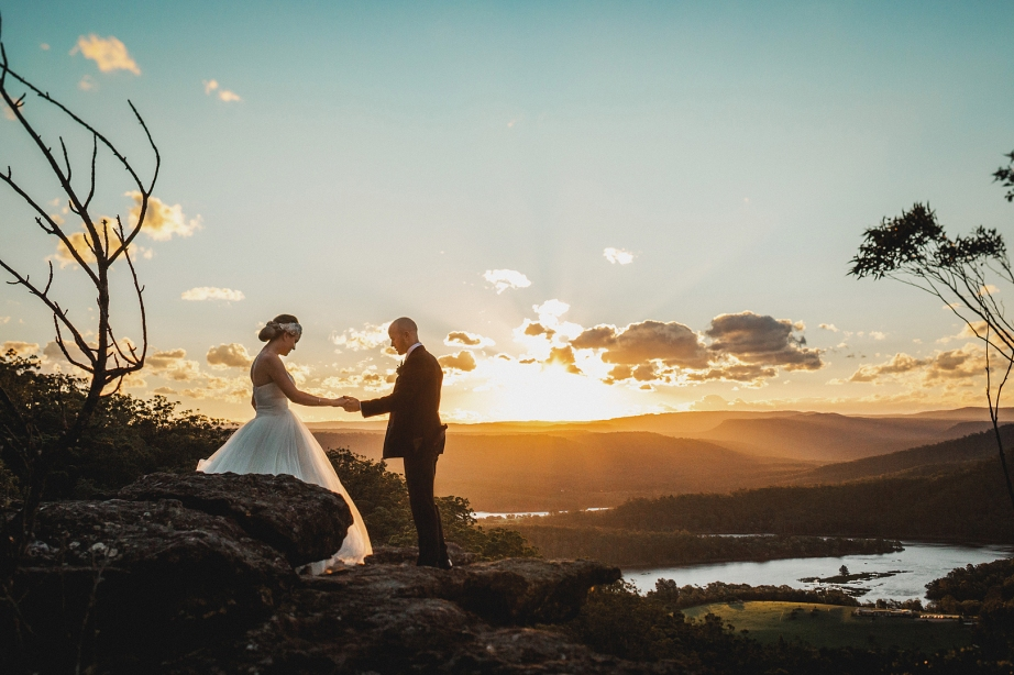 Kangaroo Valley Wedding - David and Cassie - 0657