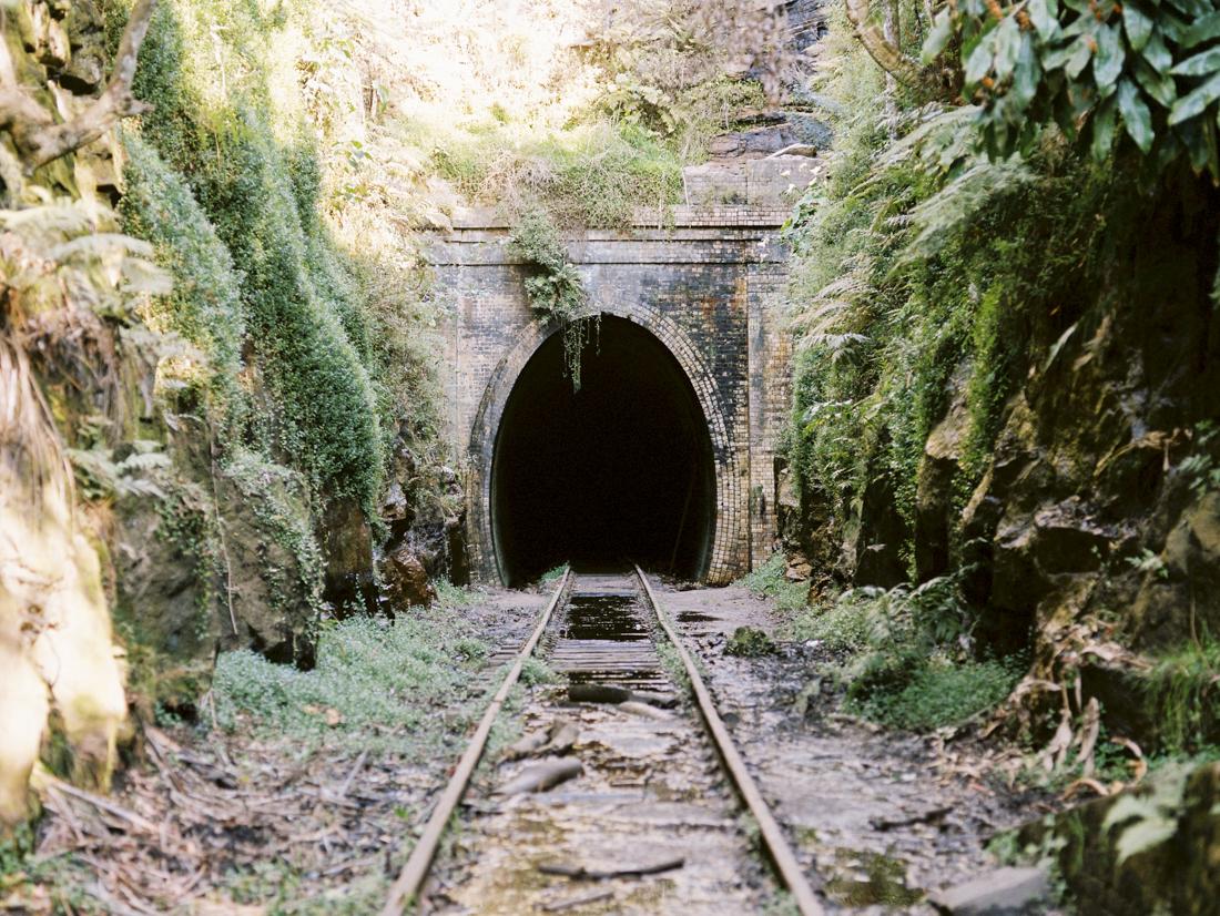 Abandoned Train Tunnel Shoot Shedesignsblog
