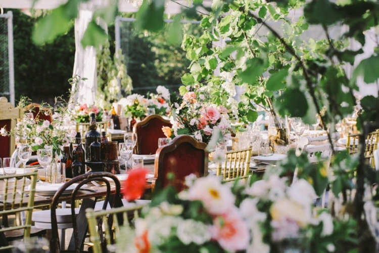 she designs events sydney wedding stylist styling south coast highlands